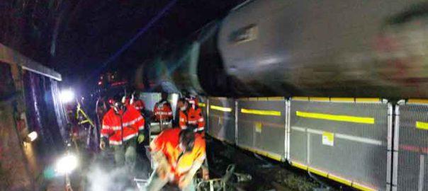 barrière entre voie securité ferroviaire solytek