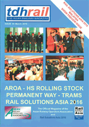 TDH rail press 2016
