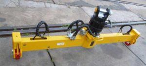 Palonnier à rail hydraulique PRH-18