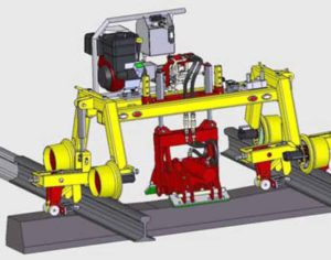 Specific lift beam