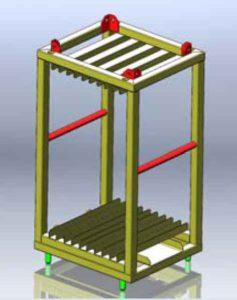 Specific rack