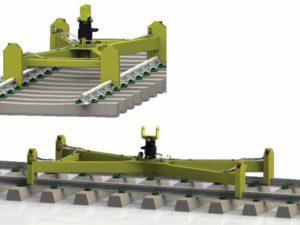 palonnier mecanique panneau de voie sph214