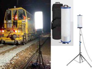Projecteur POWERTUBE LED eclairage sncf
