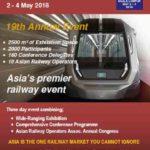 Rail Solutions ASIA 2018 Malaysia