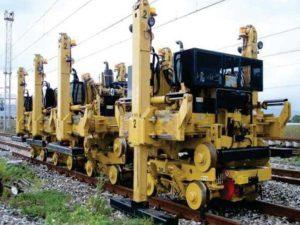 lory transport ferrovaire portique f40