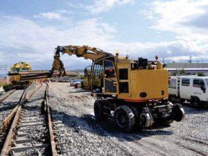 transport rail chargeur gf22